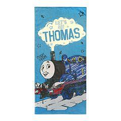 Thomas and Friends 'Let's Go Thomas' Beach Towel