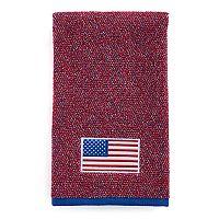 Celebrate Americana Together Flag Hand Towel