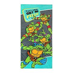 Teenage Mutant Ninja Turtles 'Get Me Pizza' Beach Towel