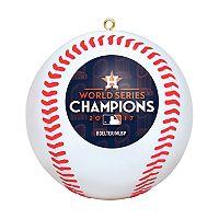 Boelter Houston Astros 2017 World Series Champions Baseball Ornament