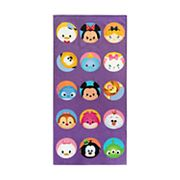 Disney's Tsum Tsum Dots Beach Towel