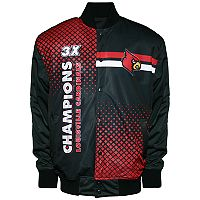 Men's Franchise Club Louisville Cardinals Fame Jacket
