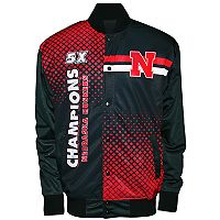 Men's Franchise Club Nebraska Cornhuskers Fame Jacket