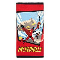 Disney / Pixar The Incredibles Beach Towel