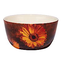 Certified International Gerber Daisy Deep Bowl