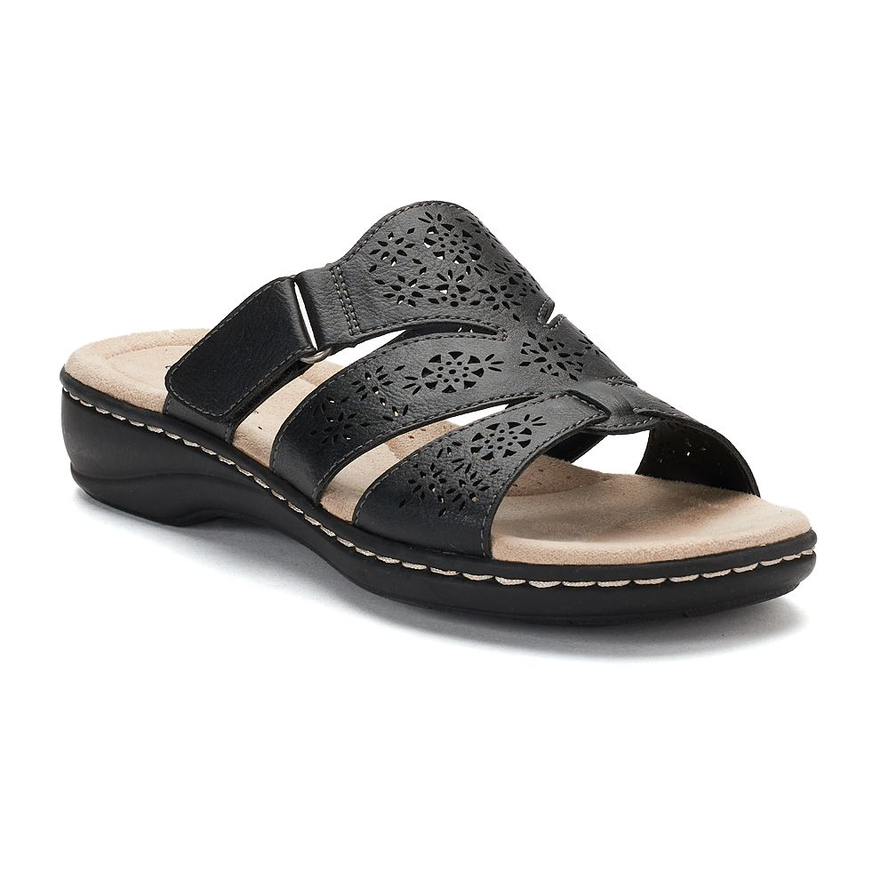 Croft & Barrow® Poppins ... Women's Sandals quality original clearance outlet E7SGwv