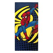 Marvel Spiderman Spidey Go Beach Towel