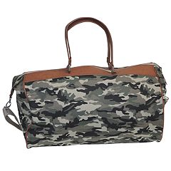 Buxton Expedition II Huntington Gear Duffel