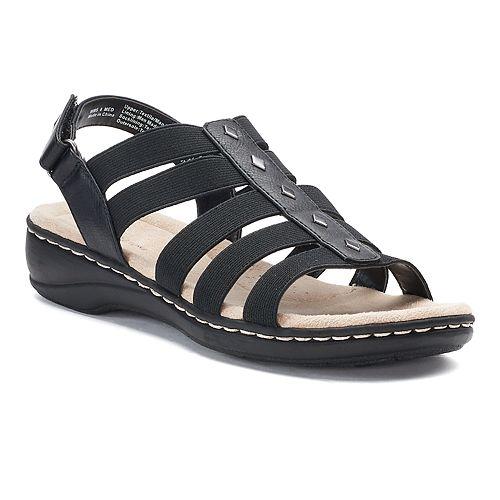 Croft & Barrow® Peg Women's Sandals