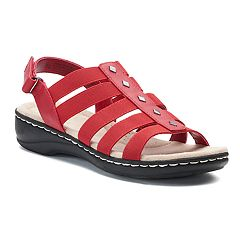 Croft & Barrow® Peg Women's Sandals