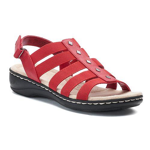 a18cac765 Croft & Barrow® Peg Women's Sandals