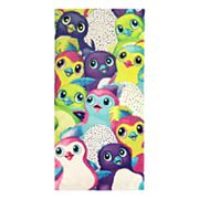 Hatchimals 'Hatch Party' Beach Towel