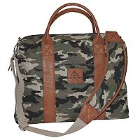 Buxton Expedition II Huntington Gear Laptop Briefcase