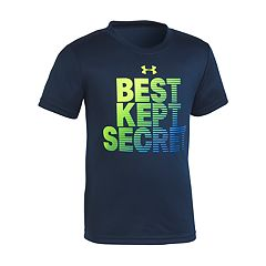 Boys 4-7 Under Armour 'Best Kept Secret' Tee