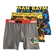 Boys 4-20 Lego Batman Boxer Briefs