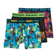Boys 4-20 Ninjago Boxer Briefs