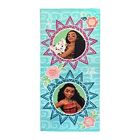 Disney's Moana Waves Beach Towel