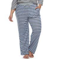 Plus Size Croft & Barrow® Pajama Pants