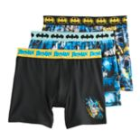 Boys 4-20 Comic Batman Boxer Briefs