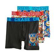 Boys 4-20 Paw Patrol Boxer Briefs