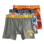 Boys 4-20 Harry Potter 3-Pack Boxer Briefs