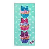 Jo Jo Siwa Cupcake Beach Towel