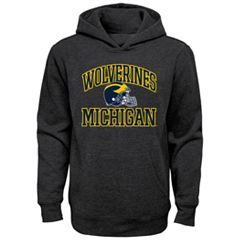 Boys 4-7 Michigan Wolverines Promo Hoodie