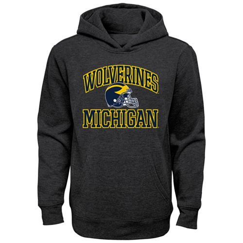Boys 4-7 Michigan Wolverines Promo Hoodie