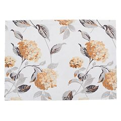 Laura Ashley Hydrangea Yellow Placemat