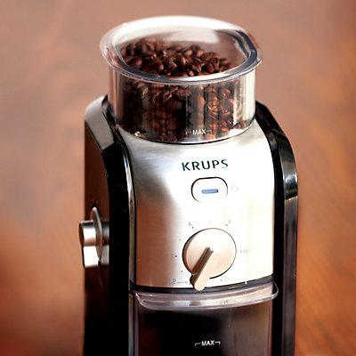 Krups Conical Burr Coffee Grinder