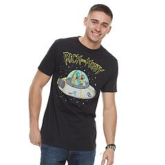 Men's Rick & Morty Tee