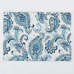Laura Ashley Velotti Blue Placemat