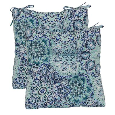 SONOMA Goods for Life? 2-piece Indoor Outdoor Reversible Chair Cushion Set