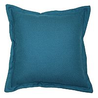 SONOMA Goods for Life™ Solid Flanged Indoor Outdoor Reversible Throw Pillow
