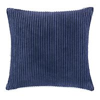 Madison Park Jackson Plush Corduroy Throw Pillow