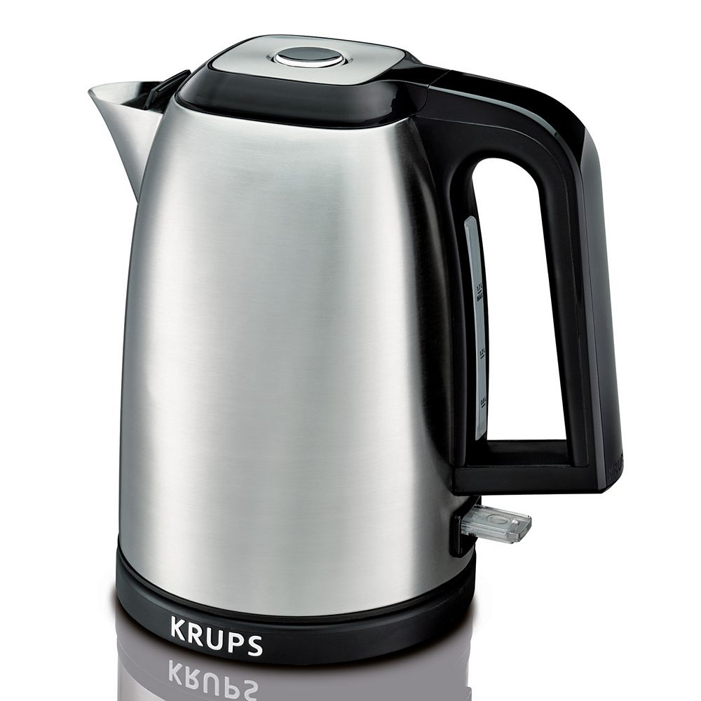 Krups Savoy Stainless Steel Electric Kettle