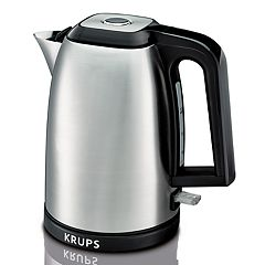 Krups Savoy Stainless Steel Manual Kettle