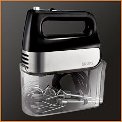 Krups Digital 10-Speed Hand Mixer