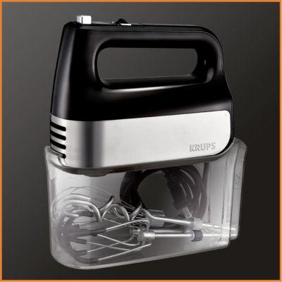 Krups Digital 10-Speed Hand Mixer