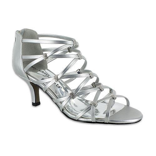 Easy Street Nightingale Women's High Heel Sandals