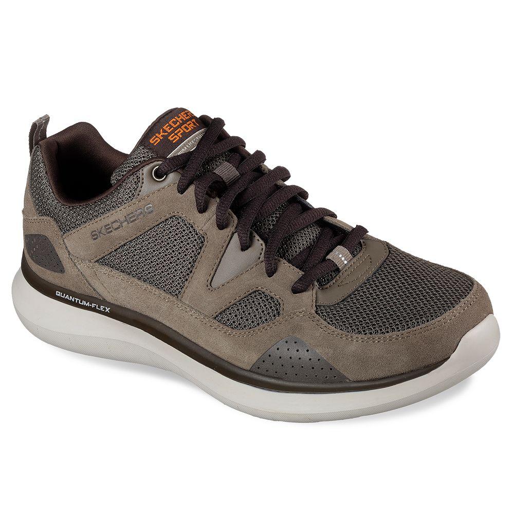 abgeholt neues Erscheinungsbild Vorschau von Skechers Relaxed Fit Quantum Flex Country Walker Men's Sneakers