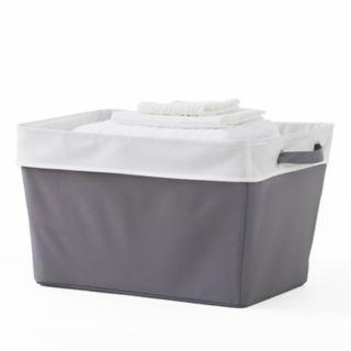 Neatfreak Collapsible Cuffed Stow Away Laundry Basket