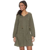 Women's SONOMA Goods for Life™ Printed Peasant Dress