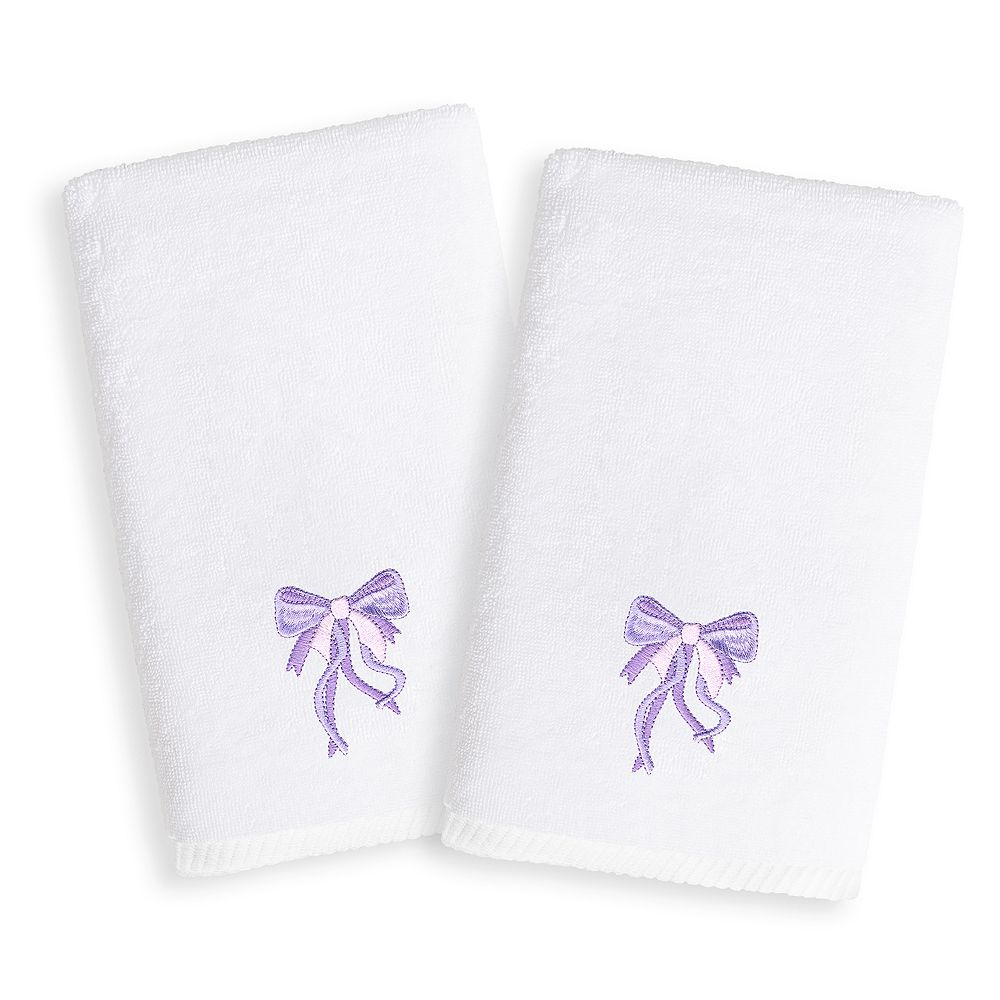 Kids Linum Home Textiles Embroidered 2-pack Hand Towel