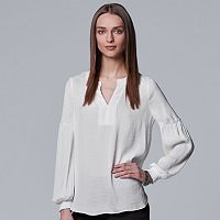 Women's Simply Vera Vera Wang Satin Top