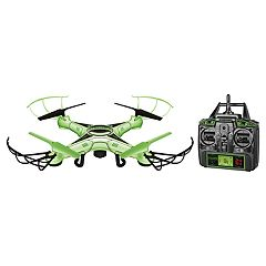 World Tech Toys Striker-X Glow-in-the-Dark HD Camera Drone