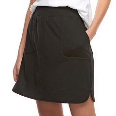 Women's SONOMA Goods for Life™ French Terry Pull-On Skort