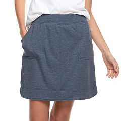 Women's SONOMA Goods for Life™ French Terry Pull-On Skirt