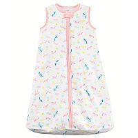 Baby Girl Carter's Unicorns Sleeveless Sleep Bag