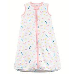 Baby Girl Carter's Unicorns Sleeveless Sleep Bag